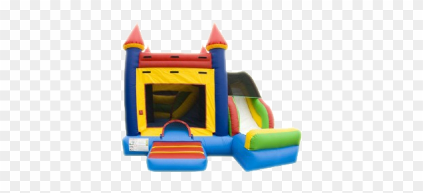 Best Page Image With Inflatable Bounce House Rentals - Bounce House Slide Combo #852802