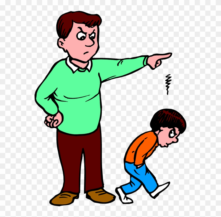 Fail Clipart Angry Parent - Obeying Parents - Free ...