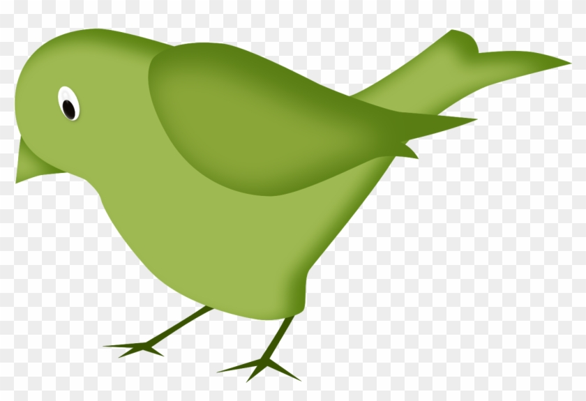 Bird Clip Art - Perching Bird #853165