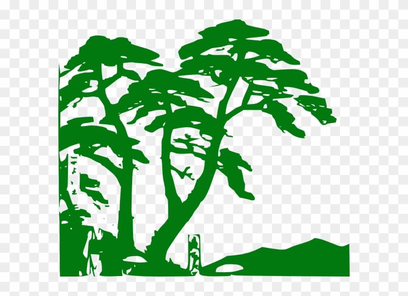 Tree Clip Art Jungle #853204