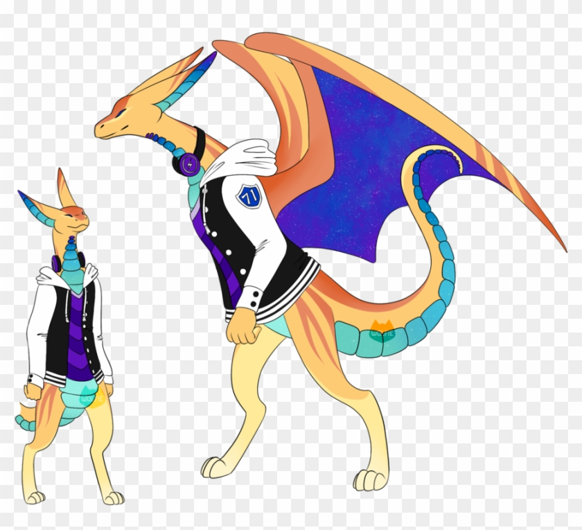 Urban Anthro Dragon Adopt Adoption Free Transparent Png Clipart Images Download