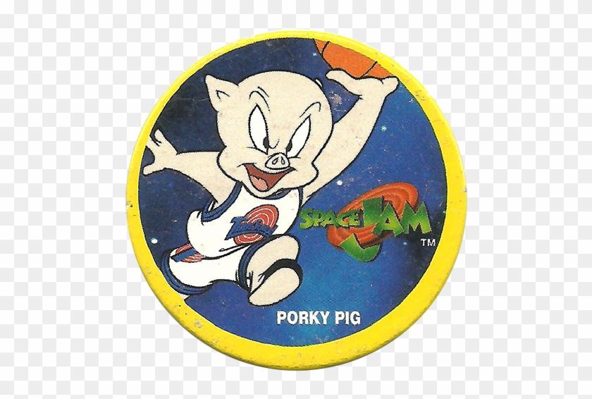 Leaf > Kosmiczny Mecz 08 Porky Pig - Space Jam Porky Pig #854361