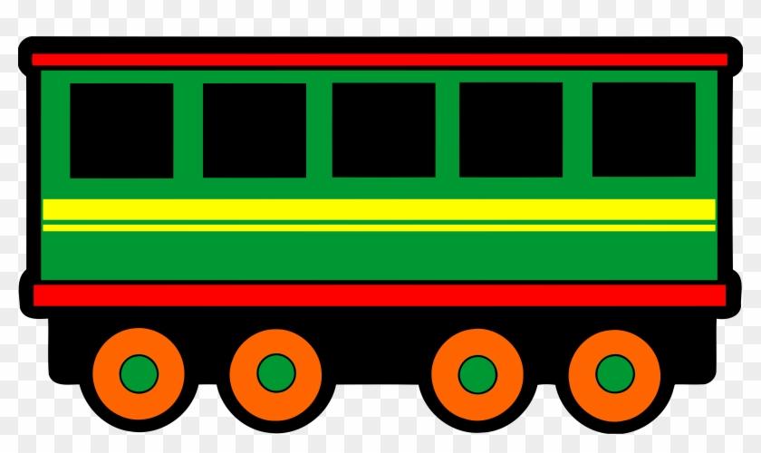 Clipart - Train Carriage Clipart #855529