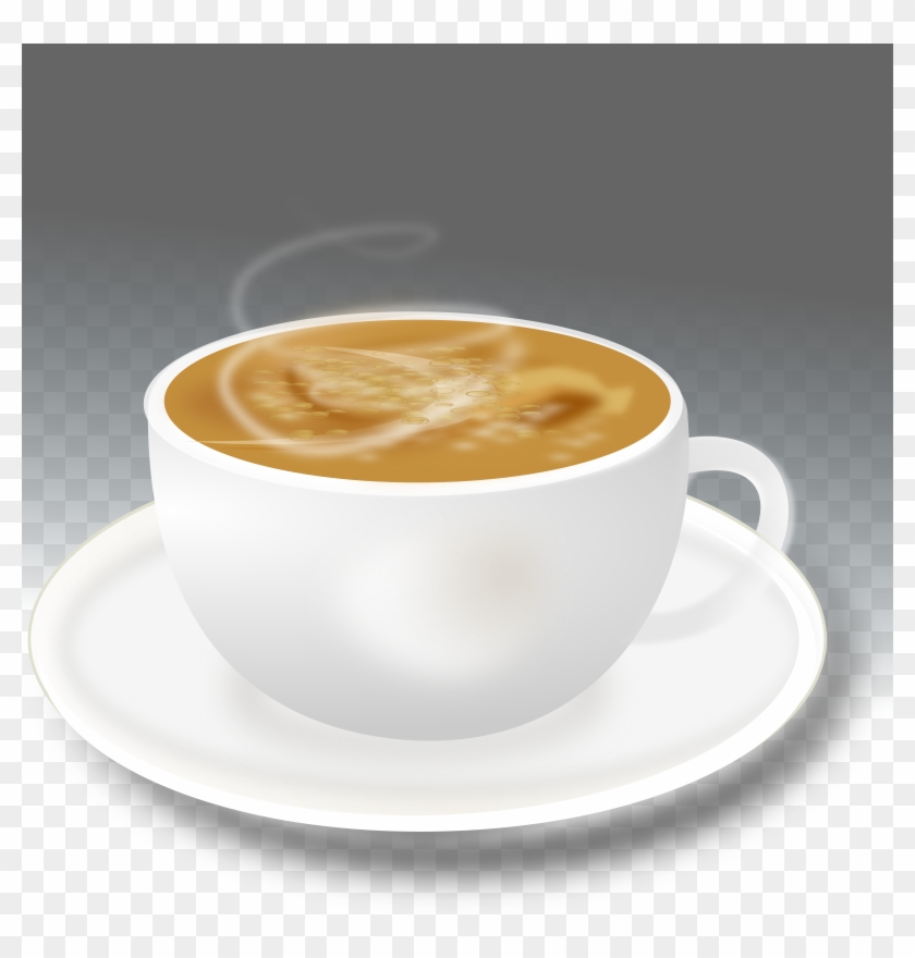 Big Image - Cup Of Hot Coffee #855646