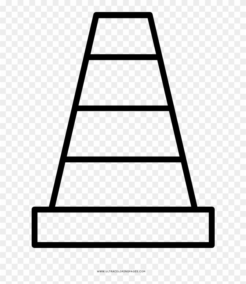 Traffic Cone Coloring Page Traffic Cone Coloring Page Free Transparent Png Clipart Images Download