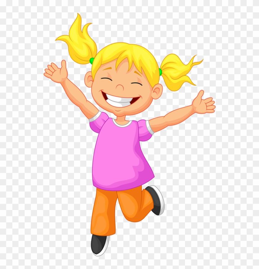 Картинка радостный ребенок на прозрачном фоне
