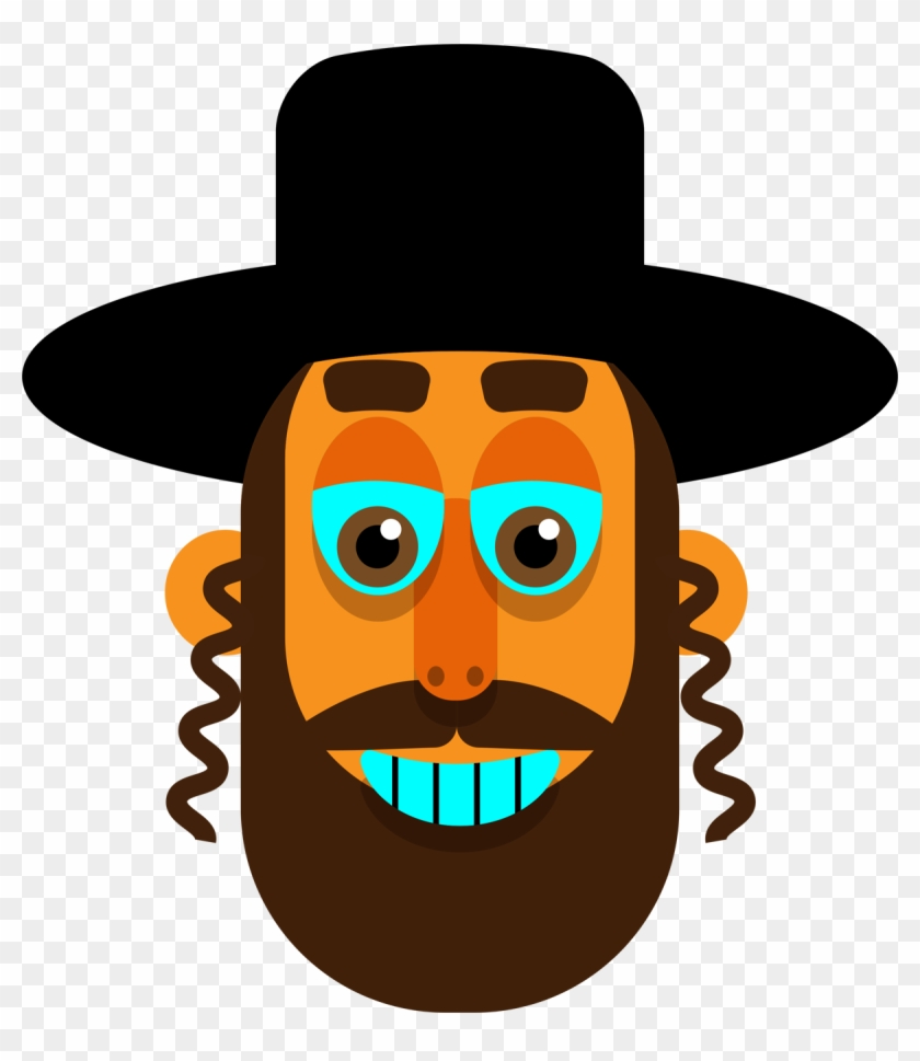They Came To New York Seeking Refuge From Persecution - Jewish Emoji Iphone #856666