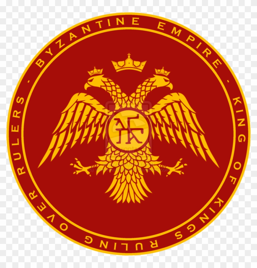 Byzantine Empire Palaiologan Double Headed Eagle