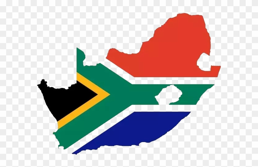 Flag Of South Africa Apartheid Clip Art - South Africa Flag Country #857593