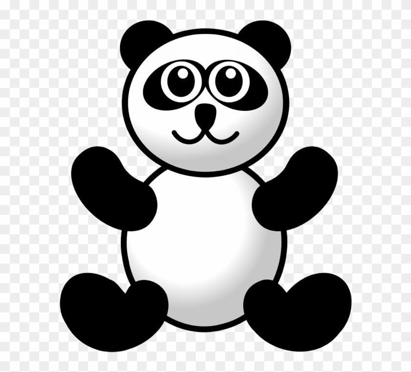 2886dbbf3a6ed5 How To Draw A Cute Panda By Darkonator - Zazzle Niedlicher Pandateddy-bär T-