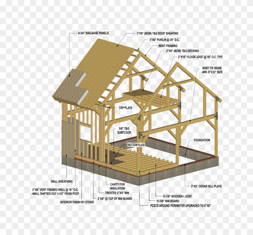 Barn Loft Plans Classy Barn Loft Plans Pole Homes With Pole Barn House Designs With Loft Free Transparent Png Clipart Images Download