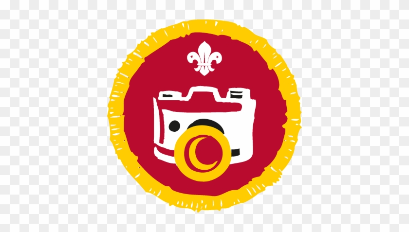 Personal Safety, Photographer Activity Badge - Cub Scout Activity Badges #858594