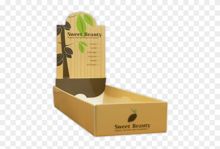 Counter Displays For Small Personal Care Items - Carton #859512