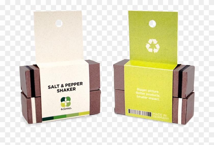 Hand Assembled Salt And Pepper Shaker - Salt And Pepper Shakers #859563
