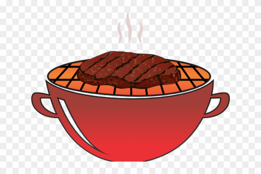 Grill Clipart Steak Meal - Steak Clipart #860395