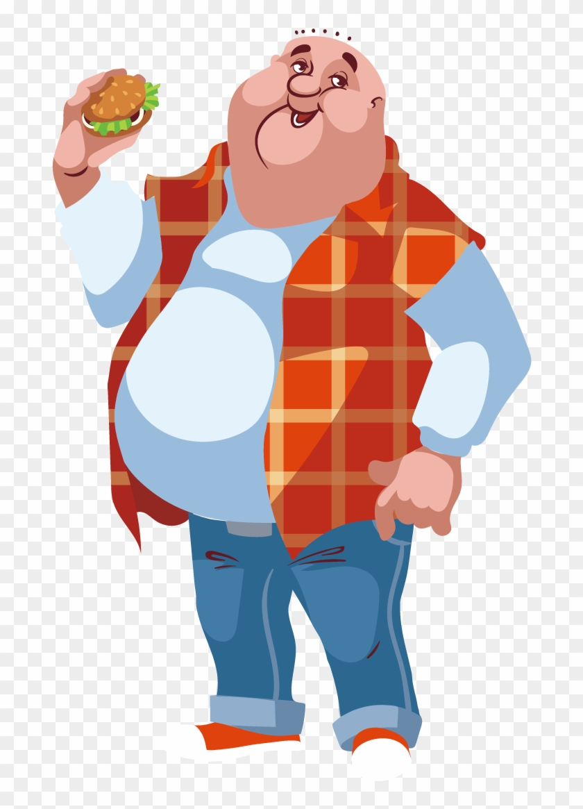 Obesity And Diabetes, Doctor Prohibits Unhealthy Food Products.. Royalty  Free Cliparts, Vectors, And Stock Illustration. Image 139449450.