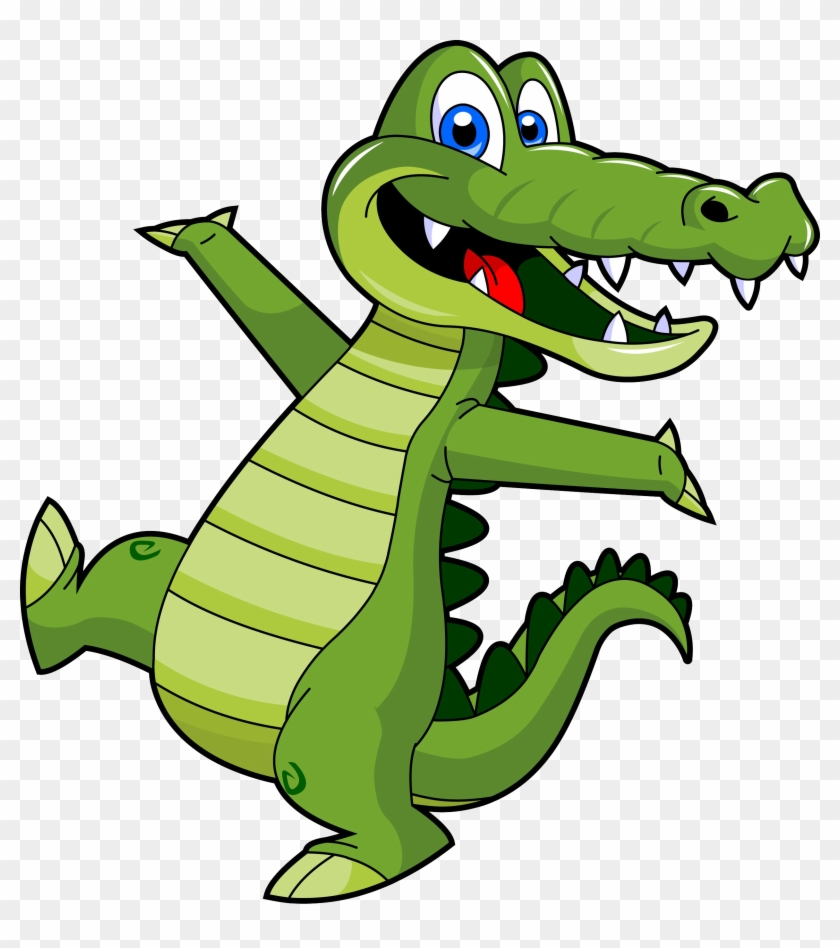 Alligator Png Images Transparent Free Download Pngmart - Crocodile Clipart #156135