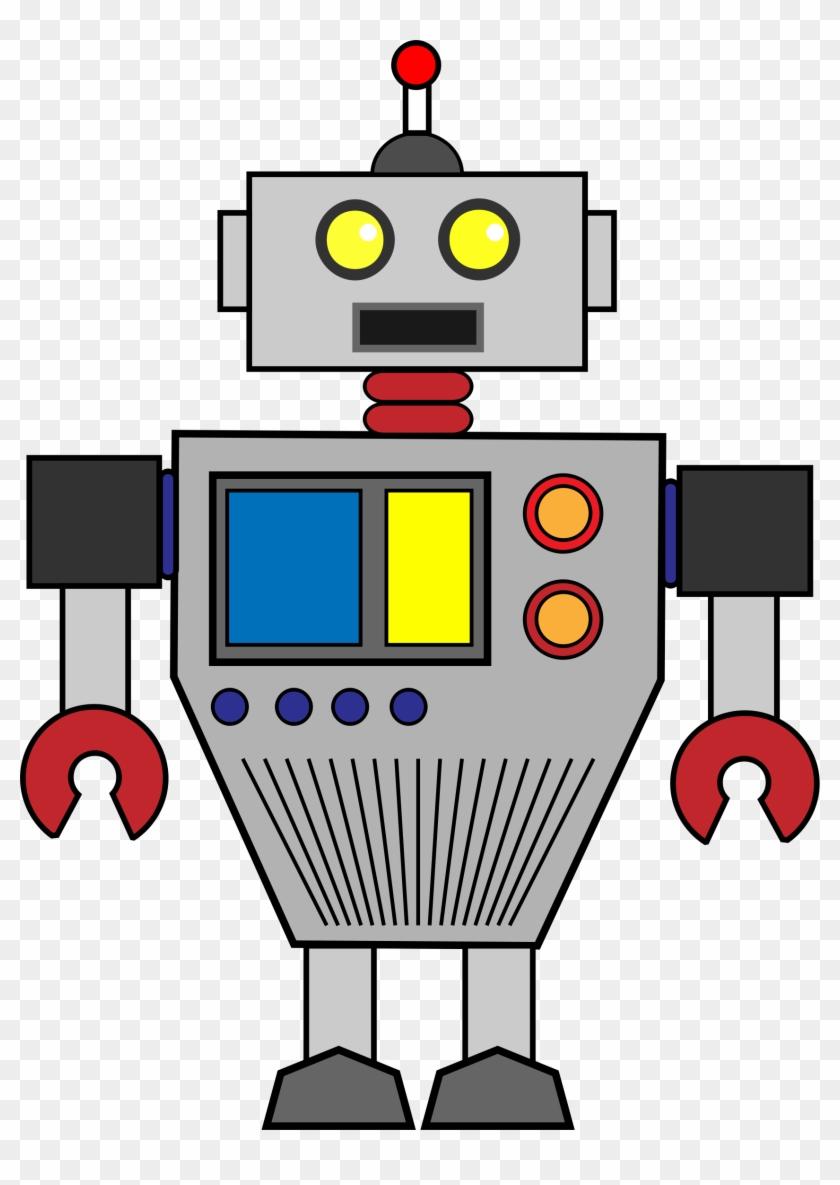 robot clip art robot free transparent png clipart images download rh clipartmax com free robot clipart images cute robot clipart free