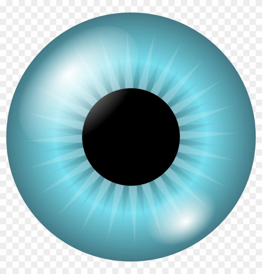 Iris Eye Clipart #156634