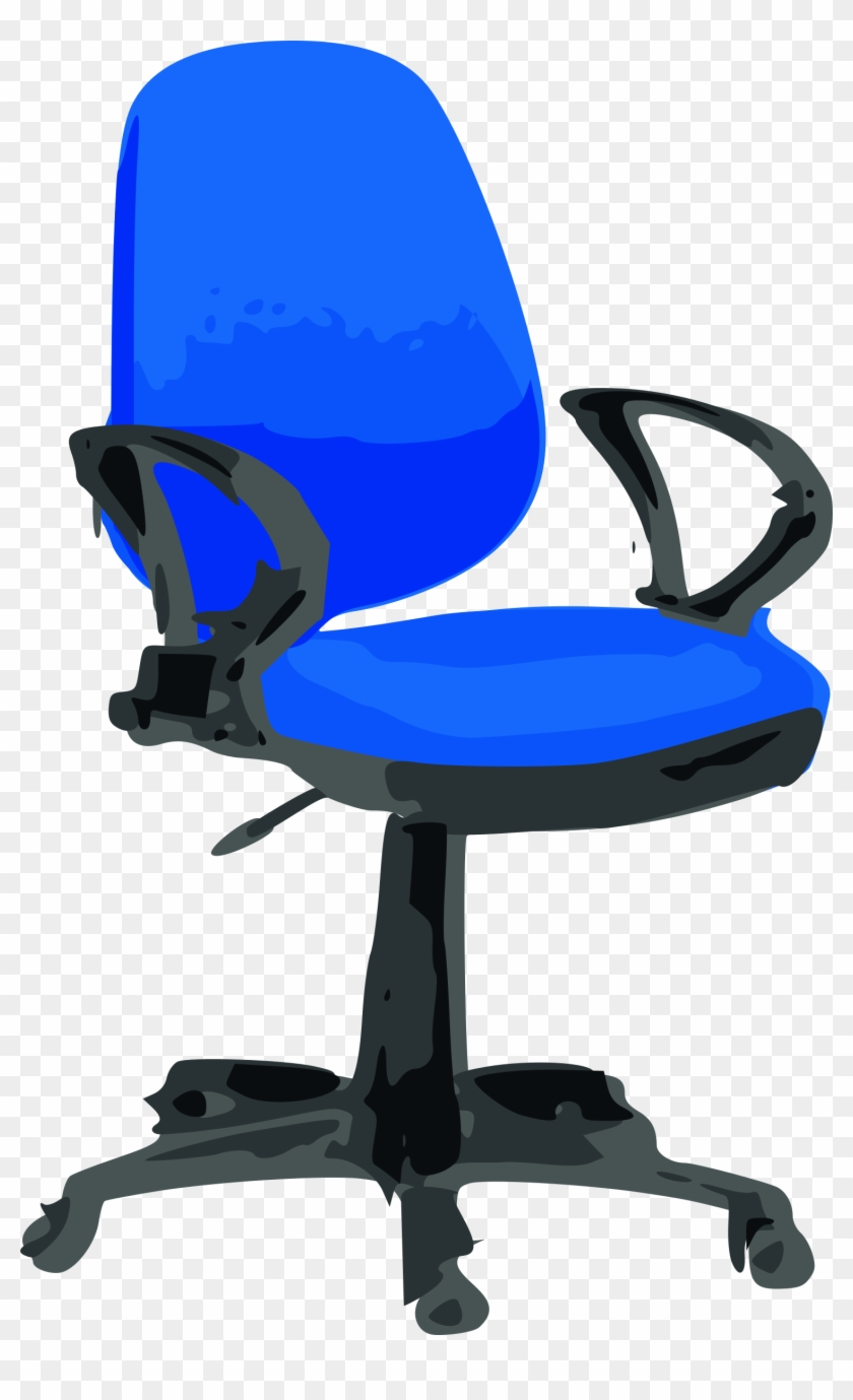 Chair Clipart Png - Office Chair Clipart #157322