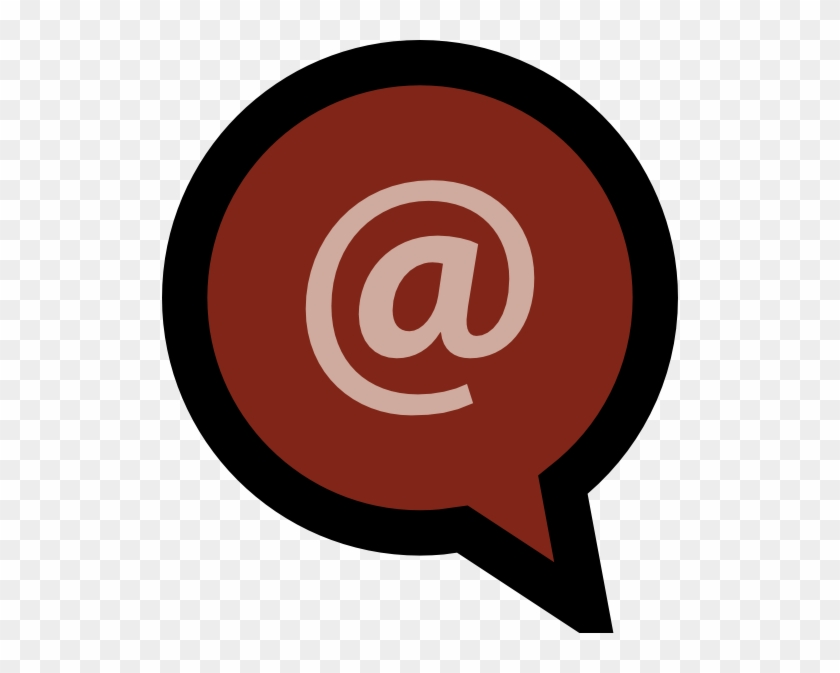 Email Icon Clip Art At Clker - Cartoon Email Icon #157462