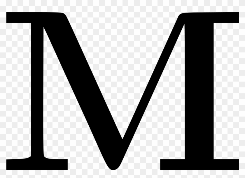 Word Study Letter Y Clipart, Vector Clip Art Online, - Cyrillic Letter M #157798