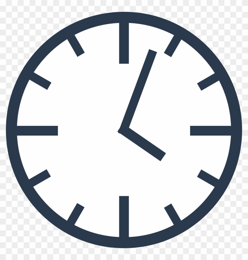 Clipart Of Clock Simple Clipartbarn - Clock .png #157916