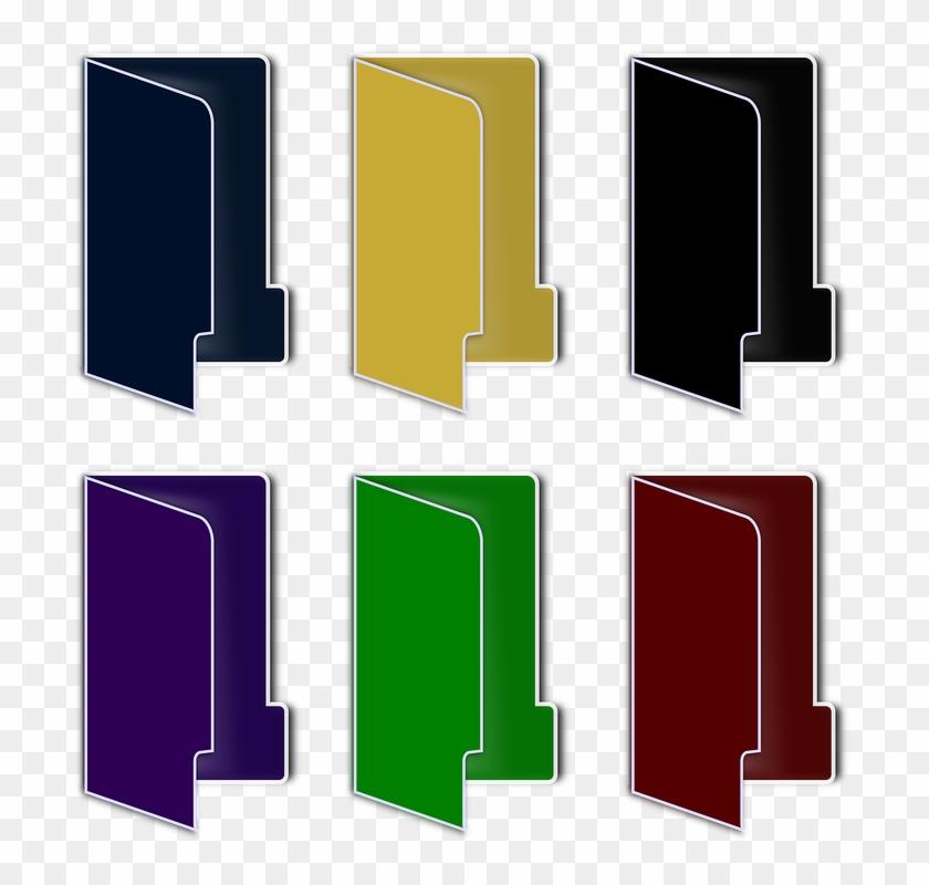 Folders, Set, Vista, Explorer, Windows Vista - Folder Icons Download Free #158211