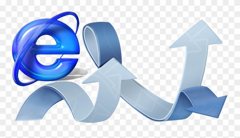 Internet Explorer Web Browser Microsoft Software - Poster #158276