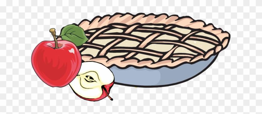 Thanksgiving Apple Pie Clipart - Clip Art Apple Pie #158296