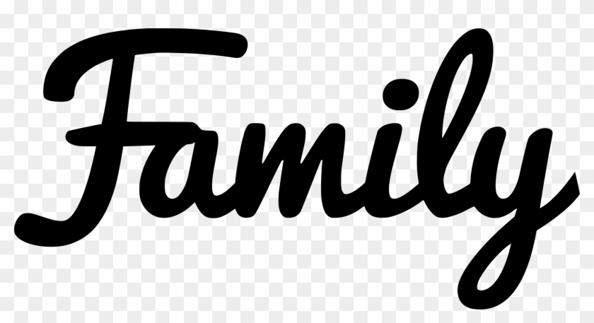 The Word Love In Cursive Family In Cursive Font Free Transparent Png Clipart Images Download