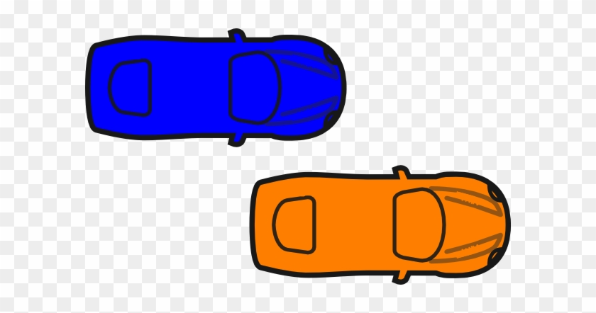 Was Ranked 7 By Bing - Car Drawing Top View #158410