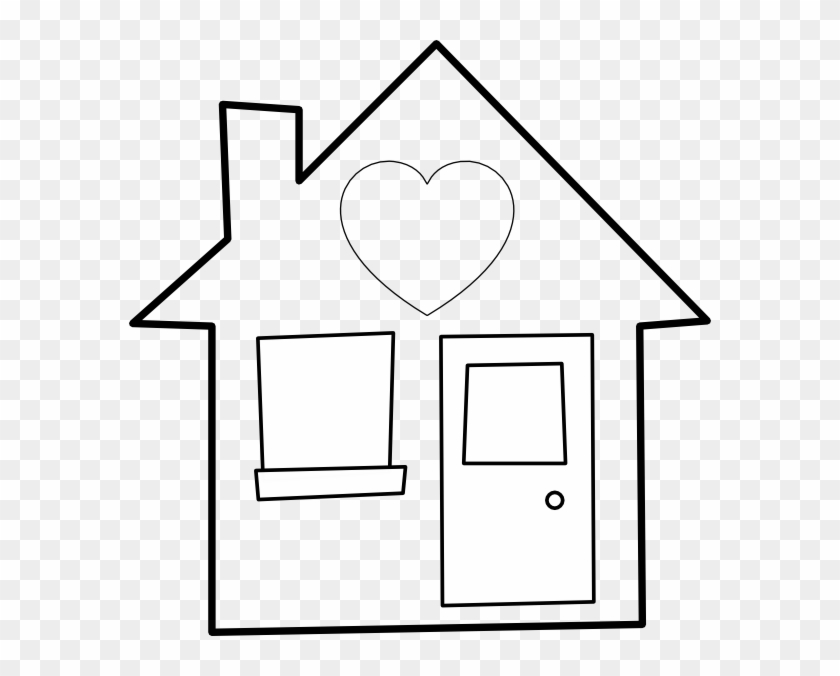 House Outline #159175