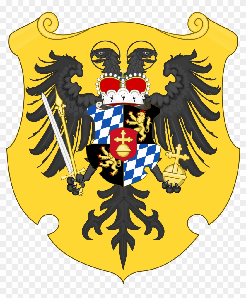 Open - Holy Roman Empire Flag #159227