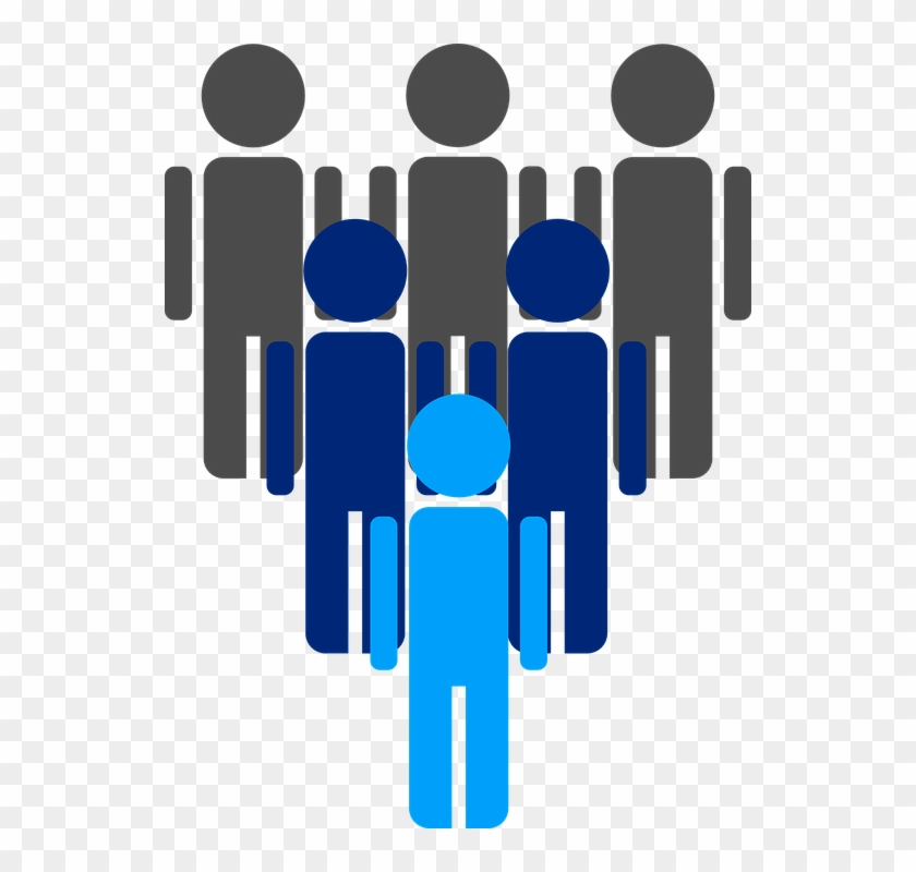 Small Group Of People Clipart #159254