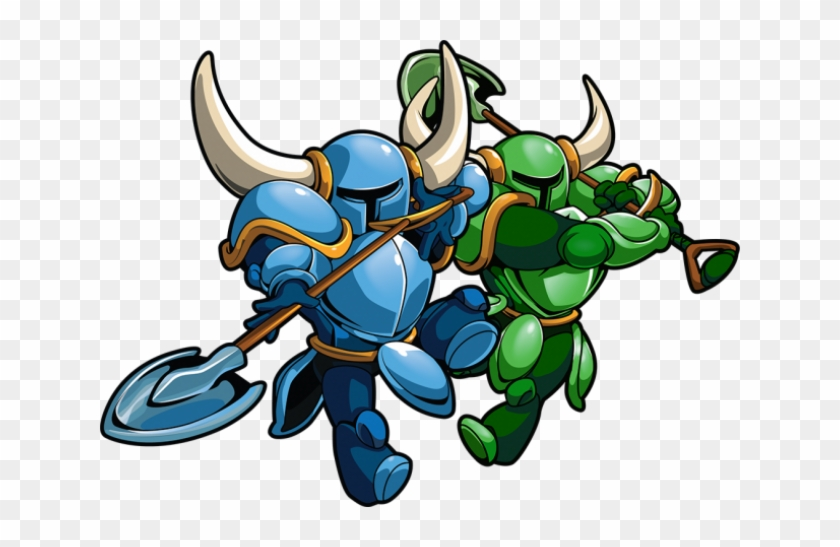 Shovel Knight Coming To Nintendo Switch With New Pricing - Shovel Knight Co Op #159342