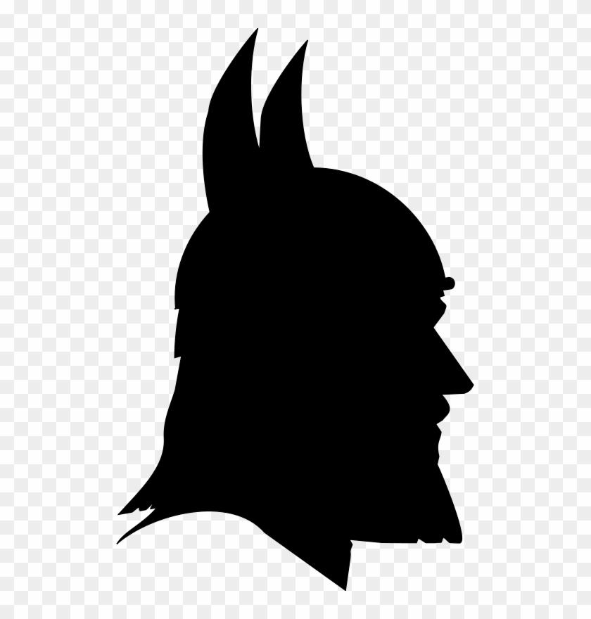 Free Viking - Silhouette Of A Viking #159571