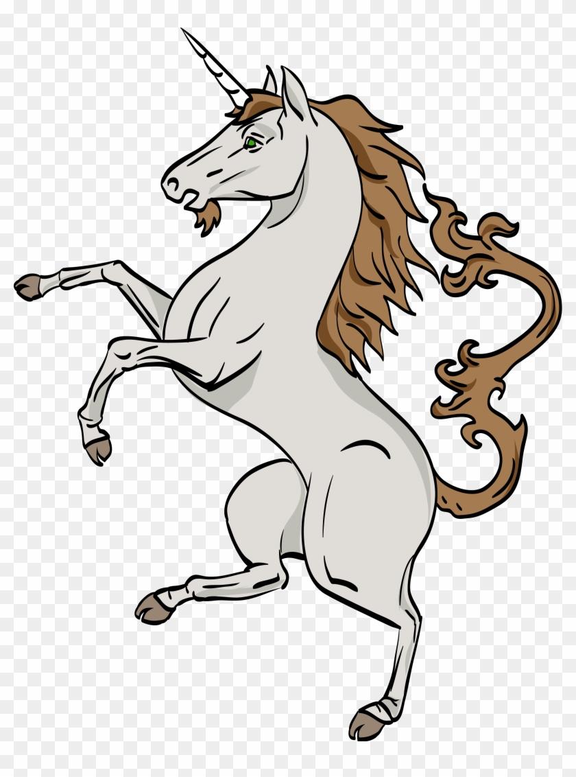 Unicorn Unicorn Symbol Of Scotland Free Transparent Png Clipart