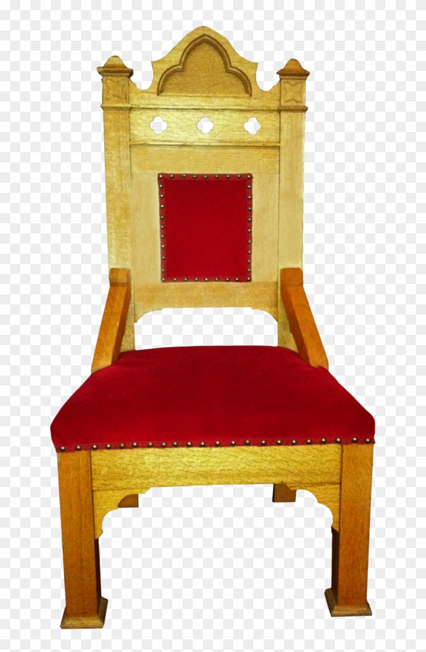 Church Chair By Wdwparksgal-stock - Church Chair Clipart #159878