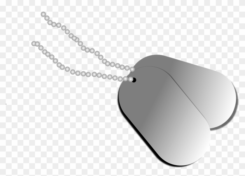 Army Tags United States Navy Necklace Marines Army - Military Dog Tags Clip Art #160178