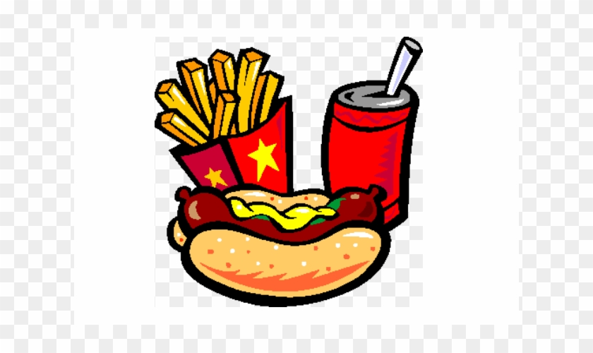 Jock Jibberish Foreign Visitors Rate &lsquoamerican - Hot Dog Chips And Drink #160238