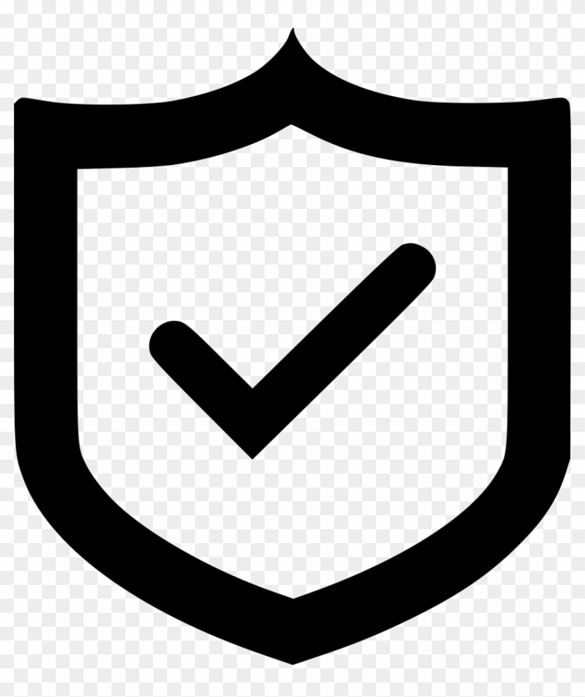 Shield Checkmark Comments - Protection Icon Png #160296