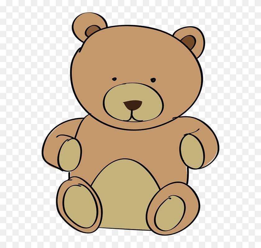 Teddy Bear Toy Plush Cuddly Plush Mascot Children - Teddy Bear #160325