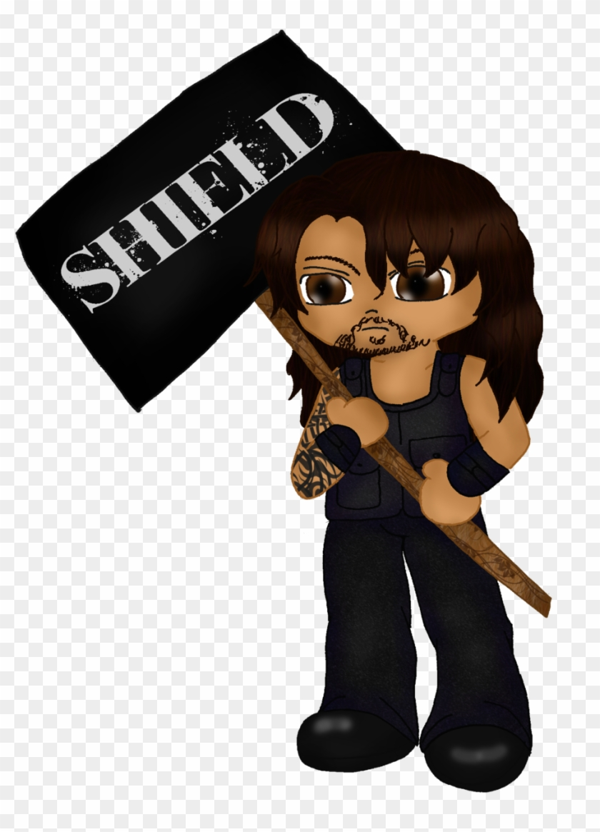 Chibi Roman Reigns Colored By Fallonkyra Chibi Roman - Sherlock Holmes And The Adventure Of The Raven's Call #160582