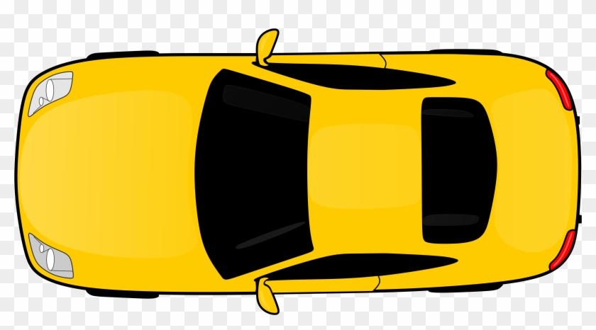 Clipart Car From Above Race Top Down Clipground - Car Clip Art From Top #160657