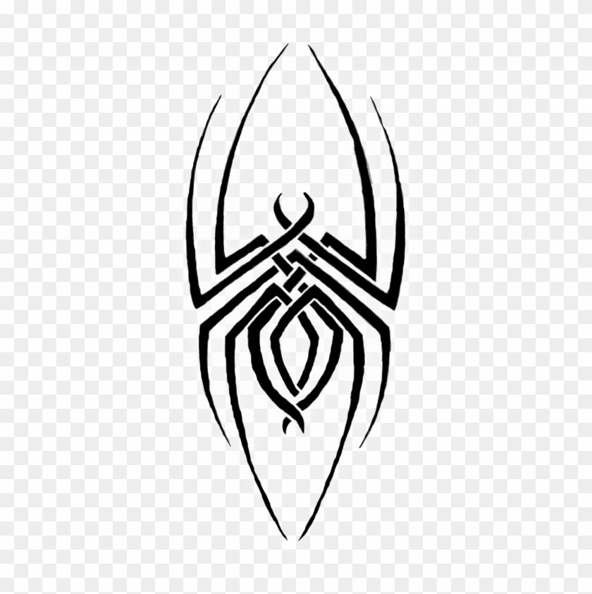 Tribal Spider 1 By Deathangelsday - Tribal Spider Tattoo Designs #160996