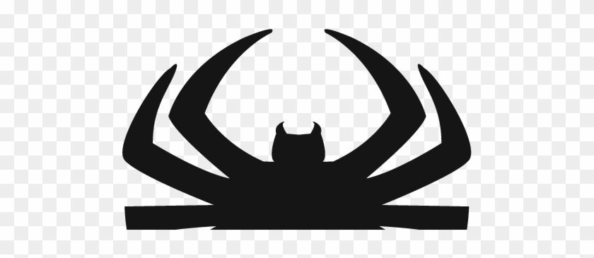 Spider Clipart Transparent - Spiderman Logo #161082