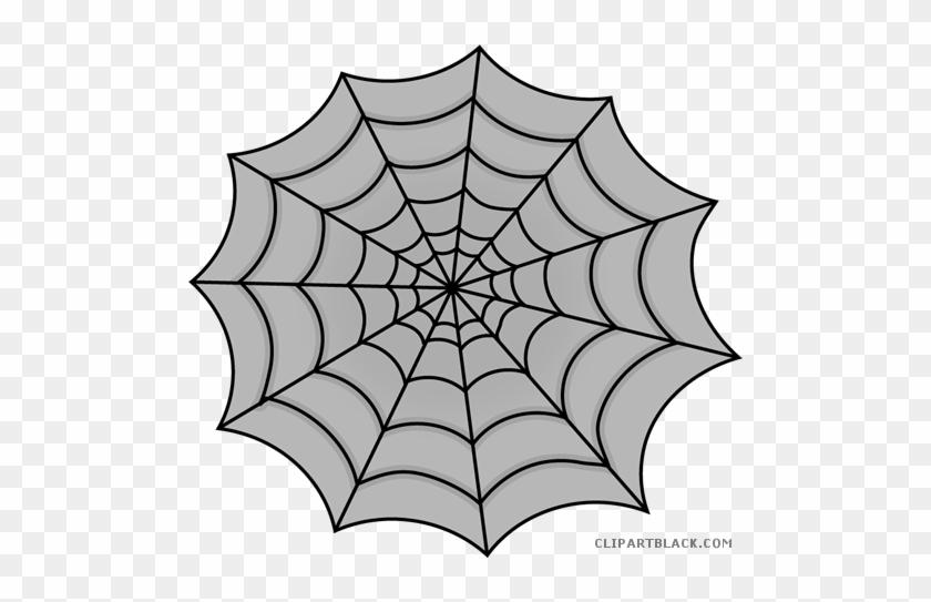 Spider Web Animal Free Black White Clipart Images Clipartblack - Spider Web Clipart #161087
