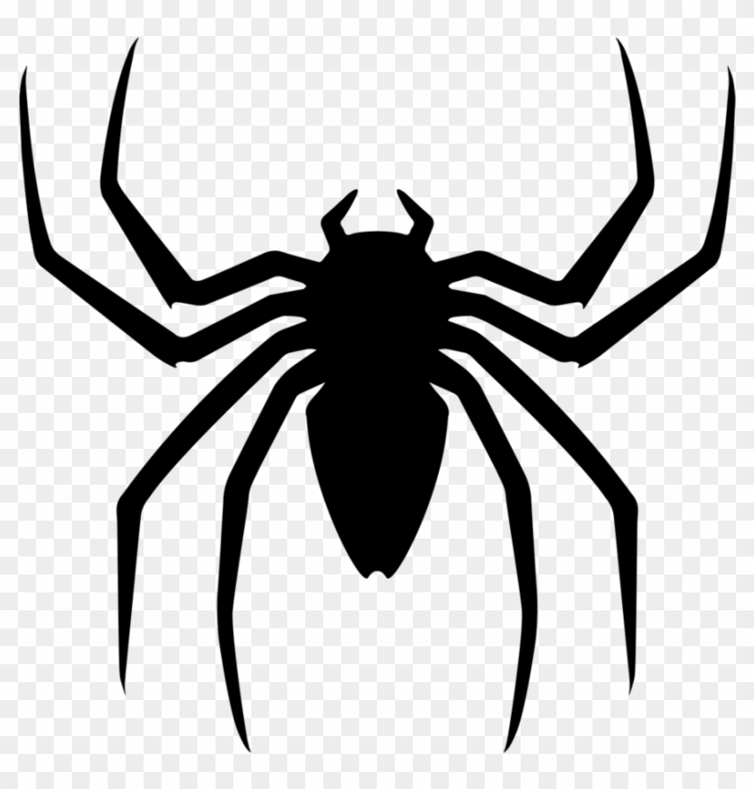 More Like Spiderman Back Logo By Navdbest - Funny Halloween T Shirt Spider Costume Clothes Adult #161273