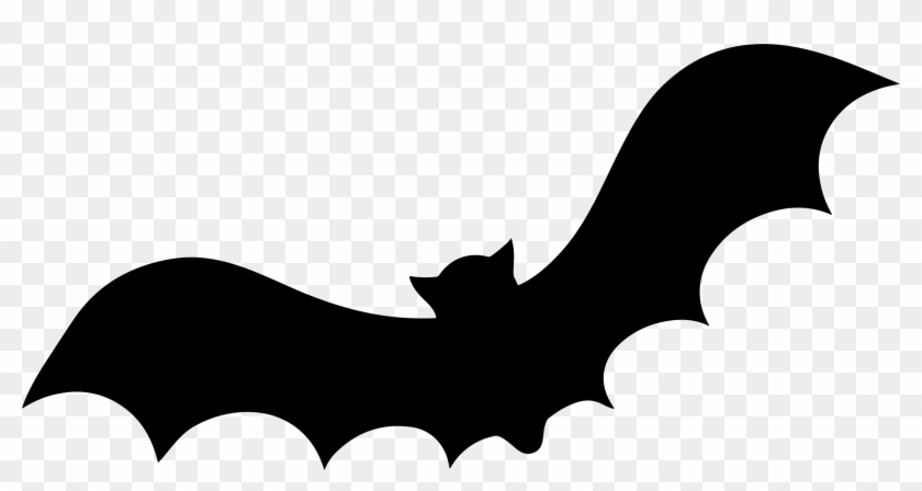 Silhouette Clipart Bat Decorations For 161396